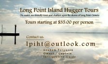 Long Point Island Hugger