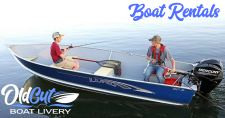 Boat Rental Graphic